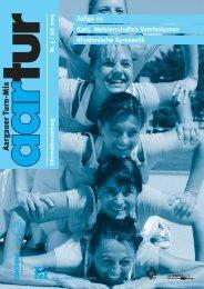 Ausgabe 04_2005 - Aargauer Turnverband