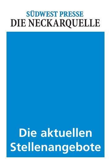 Rechtsanwalts- fachangestellte(n) - Neckarquelle