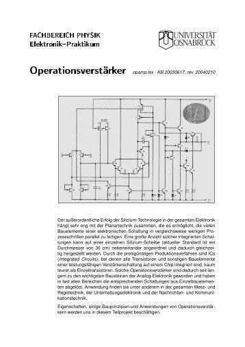 Elektronik Praktikum