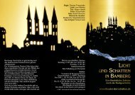 Flyer Bamberg.indd - Theater der Schatten