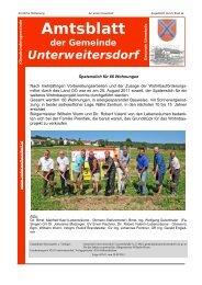 Single flirt in unterweitersdorf - Wo treffen sich singles aus
