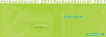 Verbundbericht 2011 | PDF - Verkehrsverbund Steiermark