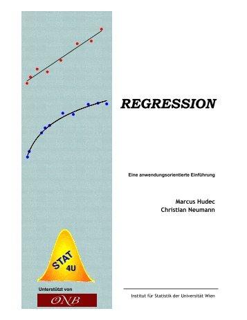 REGRESSION - Stat4U