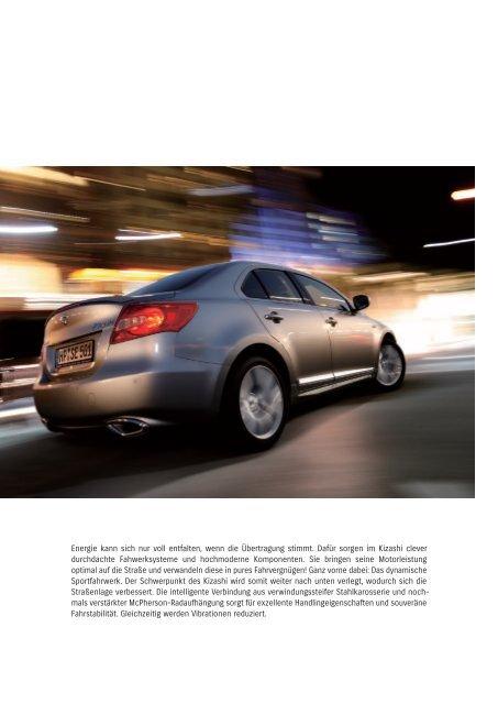 Modellkatalog - Suzuki