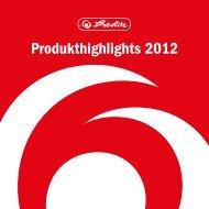 Produkthighlights 2012 - Herlitz PBS AG