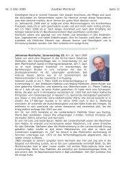 Erstkommunion 2009 - Pfarre Zwettl an der Rodl