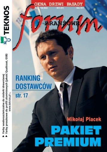 FB 05 2011.pdf - Forum Branżowe