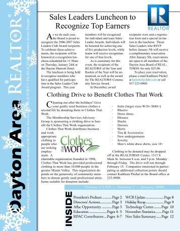 Dayton A re a Realt o r - Dayton Area Board of REALTORS