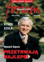 FB 5-2005.qxd - Forum Branżowe