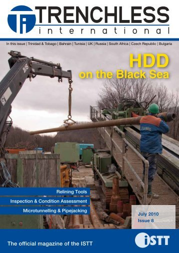 on the Black Sea - Trenchless International