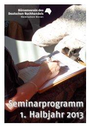 NB_Seminarprogramm 2013 (PDF / 334.91 KB) - Landesverband ...