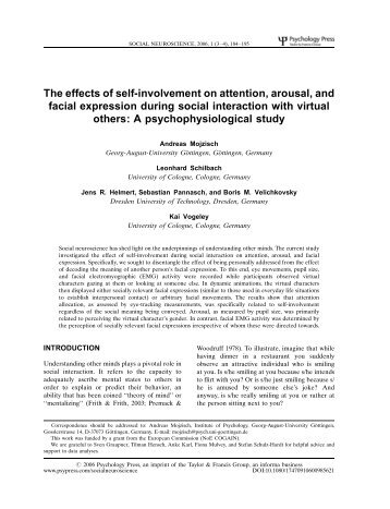 the effect of involvement and self This research examined whether various dimensions of parental involvement  predicted 10th-grade students' motivation (engagement, self-efficacy towards.