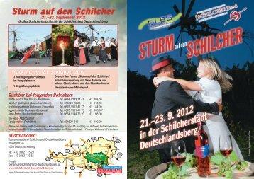 Sturm auf den Schilcher - Tourismusverband Südliche Weststeiermark