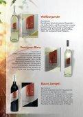 Speisen und Getränke - Weinbau Haring vlg. Pichlippi - Seite 4