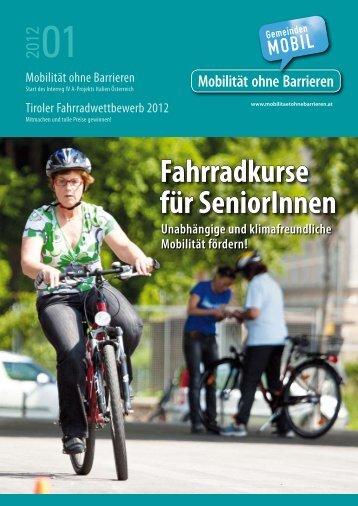 Mobilität ohne Barrieren