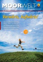 AUSGABE 2012 MOOR WeLT - Heilmoorbad Schwanberg