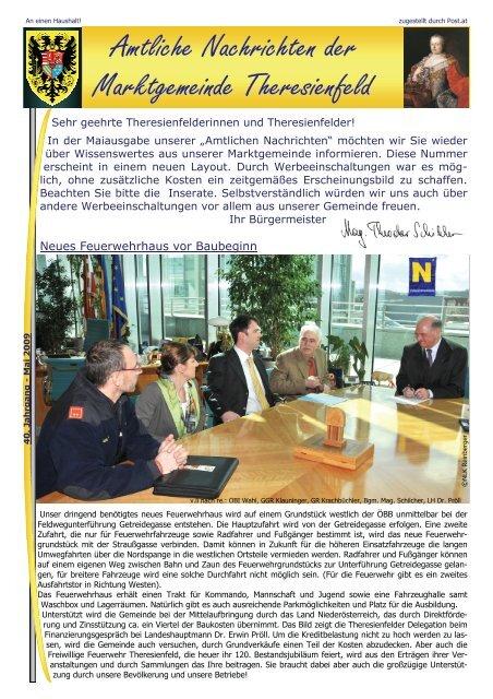 Theresienfeld in Wiener Neustadt - Thema auf huggology.com