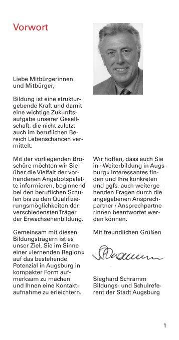 Len Augsburg bildung augsburg de magazine