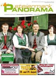 Ausgabe 07/10 - Steiermark Panorama