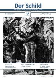 Der Schild - Bund jüdischer Soldaten