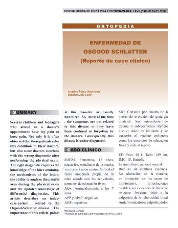 maladie d osgood schlatter pdf