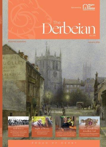 The Derbeian Autumn 2020 Edition