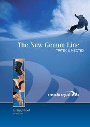 The new Genum Line (PDF) - Mediroyal