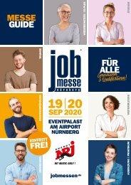 Der MesseGuide zur 5. jobmesse nürnberg