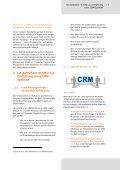 Customer Relationship Management – eine Chance für ... - Kegom - Seite 7