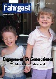 Zeit(ungs) - FAHRGAST Steiermark