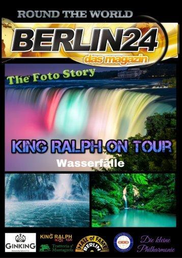 Wasserfälle  - King Ralph Foto Story