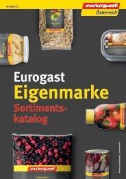 Eurogast Eigenmarkenkatalog 2020