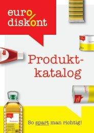 Eurodiskont Katalog 2020