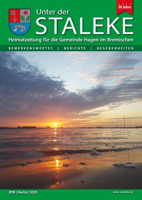 Unter der Staleke 219, Herbst 2020