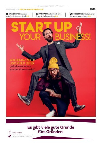 START-UP Your Business!