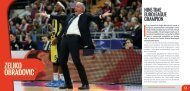 ZELJKO OBRADOVIC_31 Masterminds of European Basketball