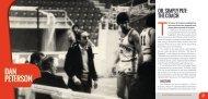 DAN PETERSON_31 Masterminds of European Basketball