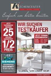 Nobilia Küchencenter | Testkäufer - 30.10.2020