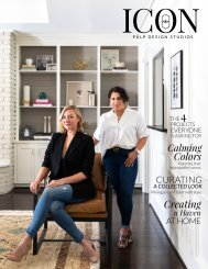 Pulp Design Studios | ICON | Issue 6