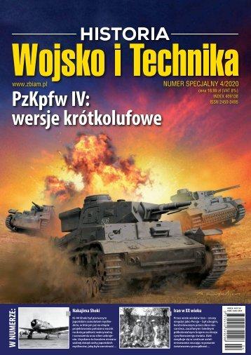 Wojsko i Technika Historia nr specjalny 4/2020 promo