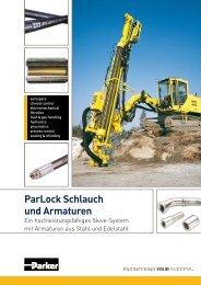 ParLock Schlauch und Armaturen - Parker Hannifin Corporation