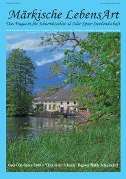 033200/80 120 • Fax - Märkische LebensArt