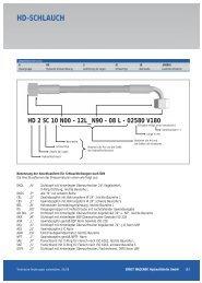 HD-SCHLAUCH - Ernst Wagener Hydraulikteile GmbH