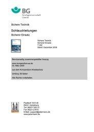 BGI 572_T 002_Stand 12.2008.pdf - GS-Schlauchtechnik GmbH