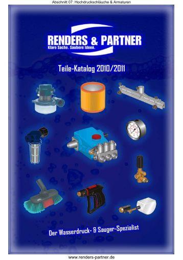 07 Hochdruckschläuche & Armaturen - Renders & Partner GmbH
