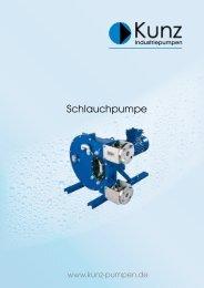 Schlauchpumpe - Dellmeco Deutschland GmbH