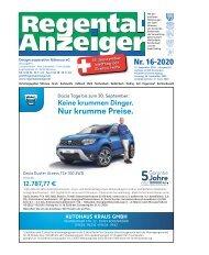 Regental-Anzeiger 16-20