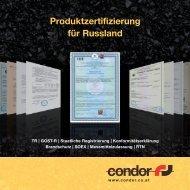 Transport   Verzollung   Zertifizierung   DDP ... - Condor Spedition