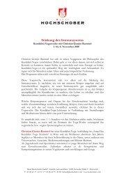 HS Programm Christian Rammel_Immunsystemstaerkung_Herbst_2020