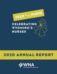 2020 Wyoming Nursing Summit & Convention